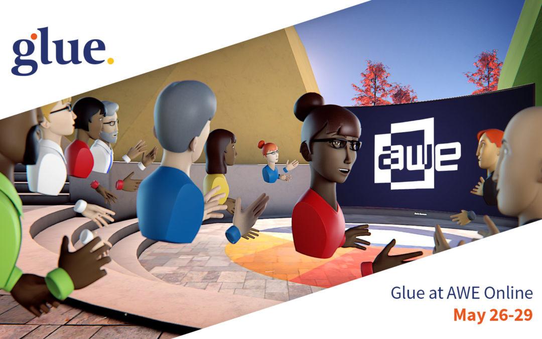 Glue at AWE Online 2020