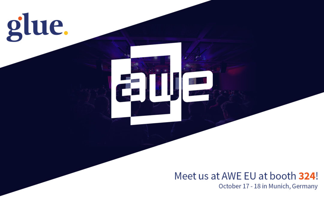 AWE EU 2019 is almost here.