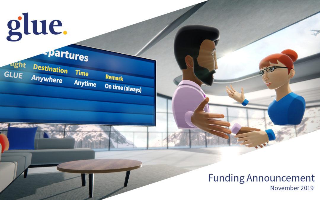 Finnish virtual collaboration platform Glue raises €3.5 million in seed funding