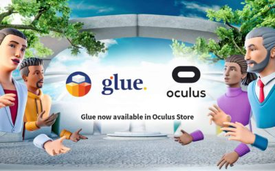 Glue launches on the Oculus Store