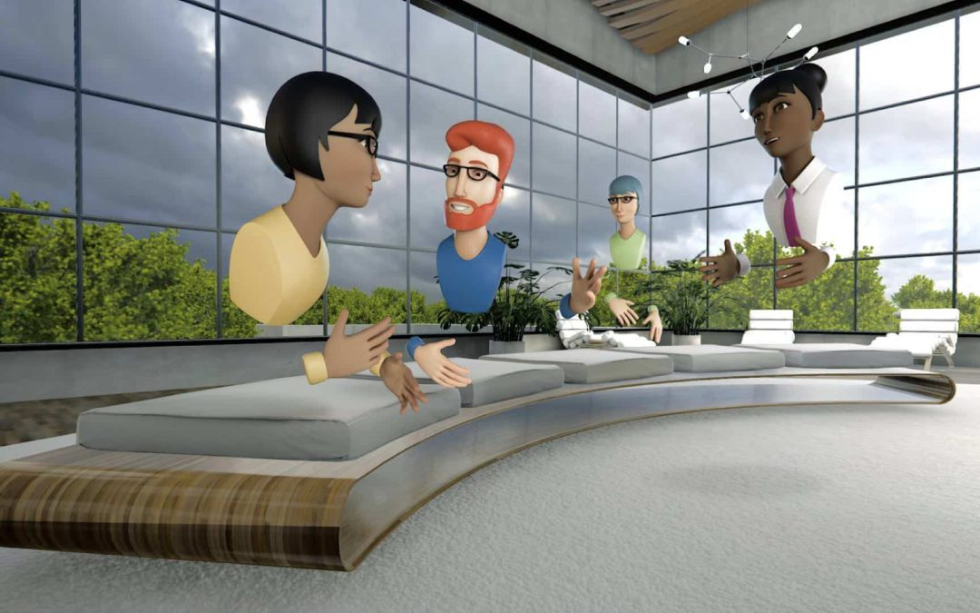 Immersive audio in Glue: Spatial audio excellence for every remote meeting