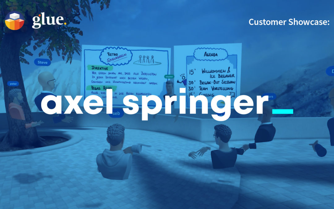 Axel Springer: rediscovering the feel-good factor in remote meetings