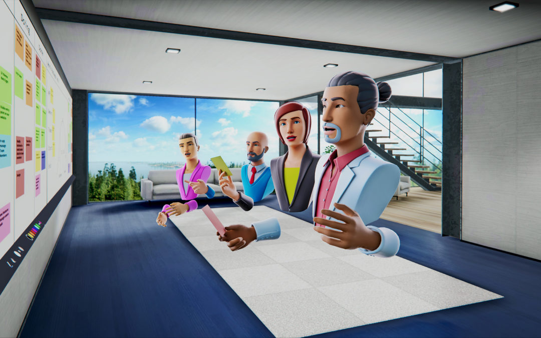 Best use cases of virtual collaboration – when to gather in VR